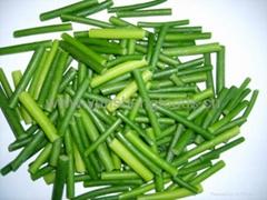 frozen garlic sprout