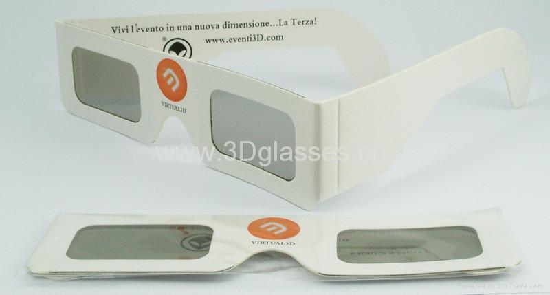 紙制立體眼鏡 2
