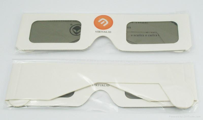 紙制立體眼鏡 4