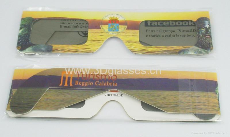 紙制立體眼鏡 5