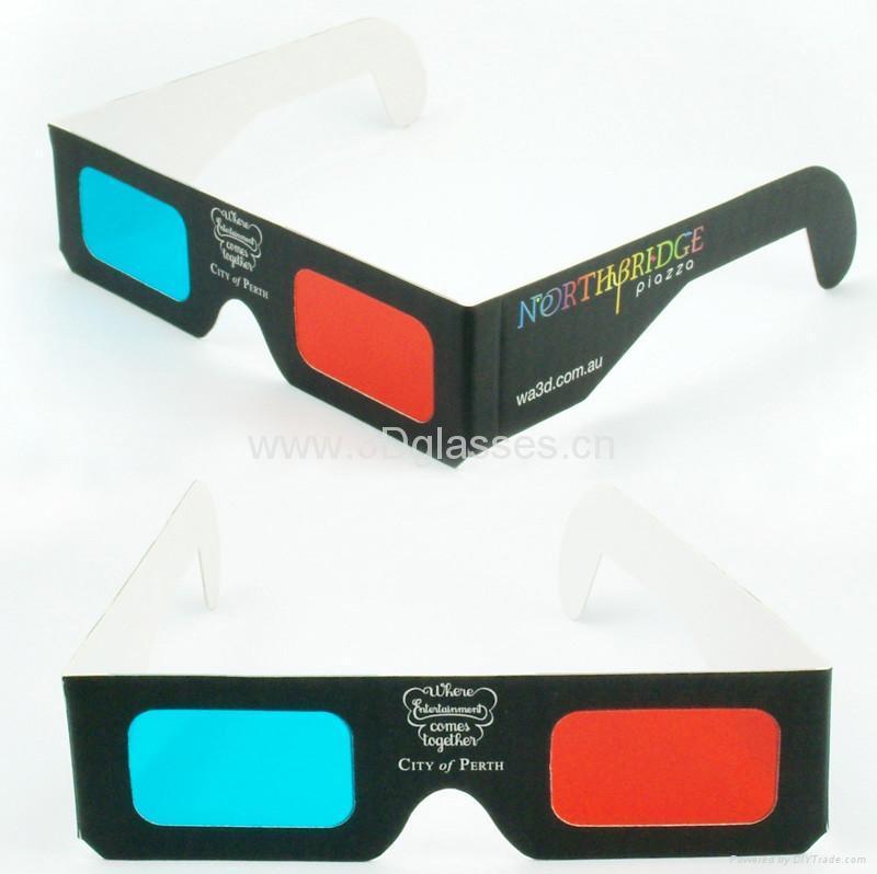 paper 3d glasses for sale