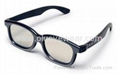 高檔圓偏光3D眼鏡