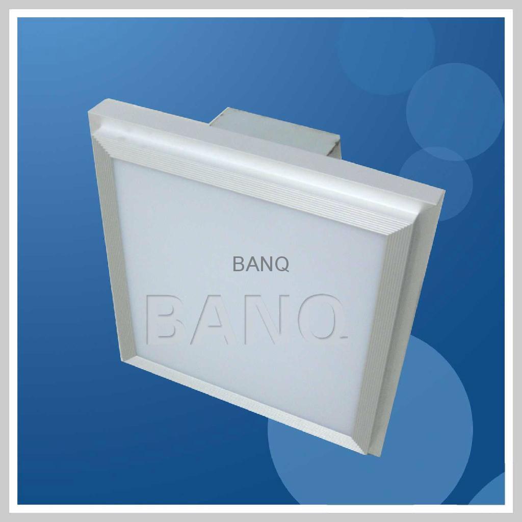 300*300mm 20W 方形 LED側發光面板燈 1