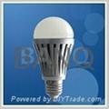 7W LED 球泡
