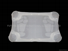 Wii Fit Silicon Case w/ Footprint-Wii Accessories