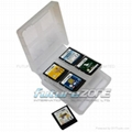 16in1 Game Cassette Case for NDS/DSL