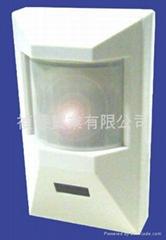 Pinhole lens color camer