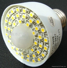 3.5W Smash-LED corridors of human body induction lamps street light stair light