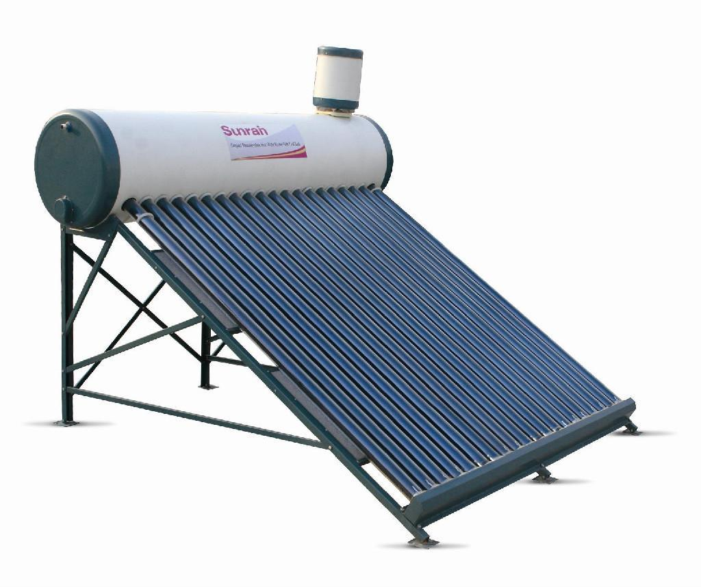 Solar Water Heater - TZ - Sunrain & OEM (China Manufacturer) - Solar ...