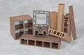 Wood Plastic Composite Profile Extrusion Line (wpc 00