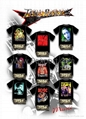 New Fashion Rock Music T-Shirt Clothes