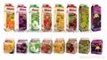 Malee Canned Juice Fruits,Juice Fruits, Vegetable Juice Soft Drinks 2