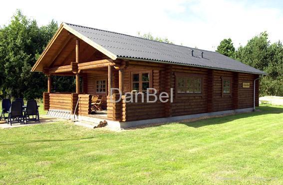 Wooden House Type 89 Belarus Manufacturer Prefabricated