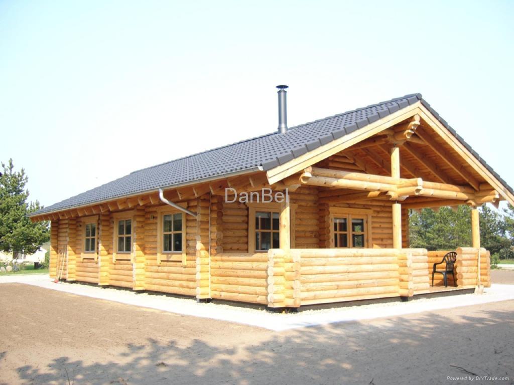 Wooden House Type 89 Belarus Manufacturer