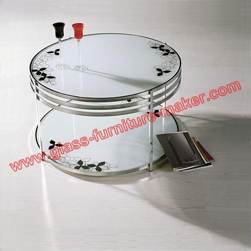 Glass Coffee Table 1