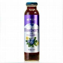 长白山野生蓝莓果汁系列