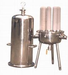 不鏽鋼鈦棒液體過濾器