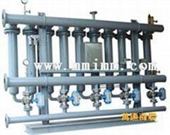 列管式全自動反沖洗過濾器