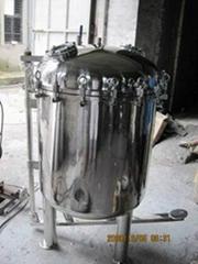 啤酒袋式过滤器