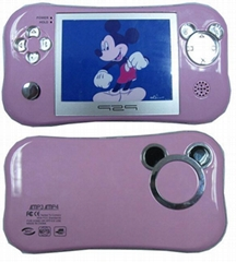 2GB Mickey MP4 Music & Video Player