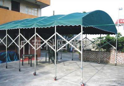 伸縮帳篷 1