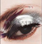 玻璃片包银钻石珠光粉