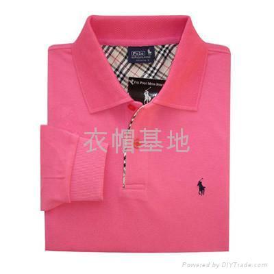 POLO衫T恤衫文化衫 4