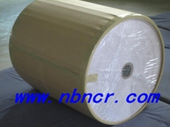 Self-contained carbonless paper