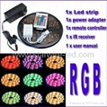 RGB LED Strip Light/rope light