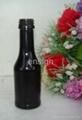 Sell coloured glass bottles 3