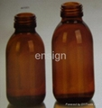 Sell coloured glass bottles 5