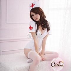 9013—女式情趣護士服