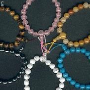 Natural Stone Power Bracelet