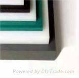 Colored Polyethylene (PE) Sheet