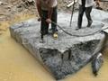 上海沃門岩石分裂機