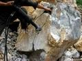 上海vamen岩石分裂機