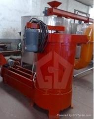 Barley washing machine
