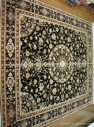 Fine Wool Rugs | Wholesale Oriental and Persian silk Rugs Importers