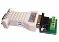 串口、COM口、RS232口转RS485接口转换器无源型 1