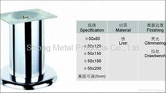 Metal furniture leg  SL104