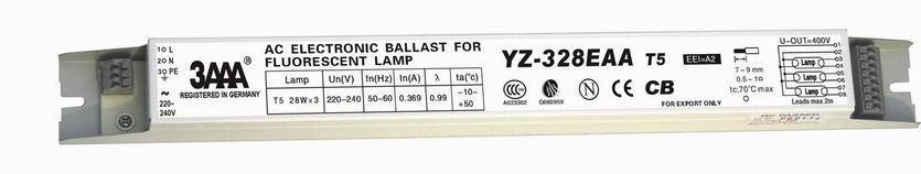 Electronic Ballast T5 28w - Yz-128eaa T5