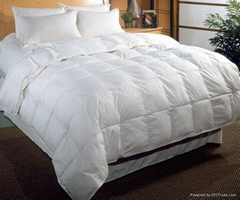 Down-Filled Quit, Comforter Series