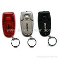 Mini LED Light on Key Ring