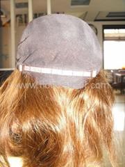 human hair  series