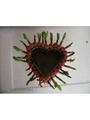 lucky bamboo heart shape 2