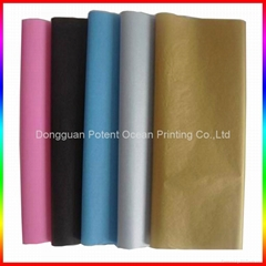 solid color tissue paper