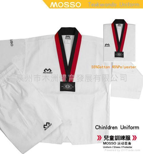 dobok  taekwondo uniform kids taekwondo suit 4