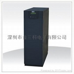 深圳三科SKS-2KVA单相工频在线式UPS电源