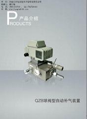 西安江河電站QZB自動補氣裝置
