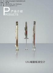 西安江河電站UXJ磁翻板液位計